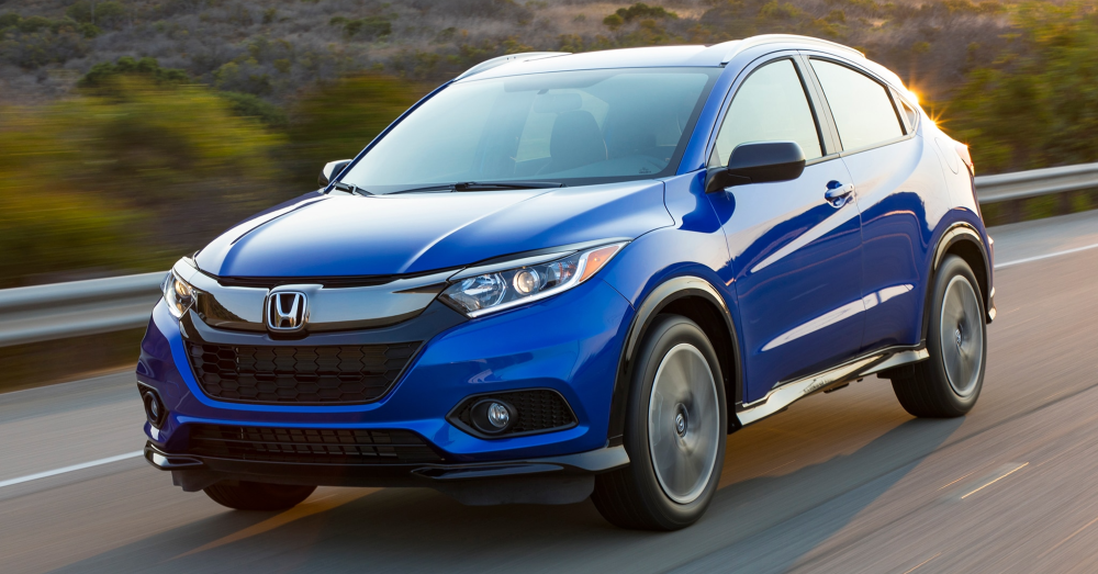 The Honda HR-V Pushes All the Right Buttons