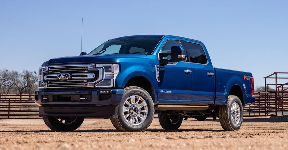 Has the F-150 made the F-250 Unnecessary?