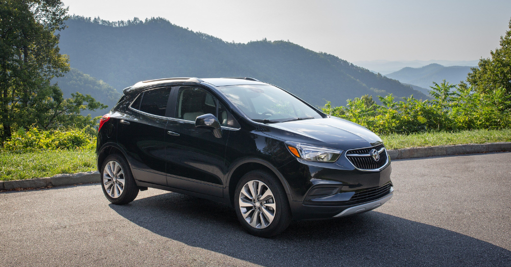 Technology is Plentiful In The New 2022 Buick Encore
